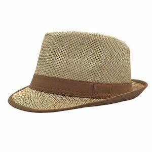 COPY - Unisex Short Brim Panama Hat